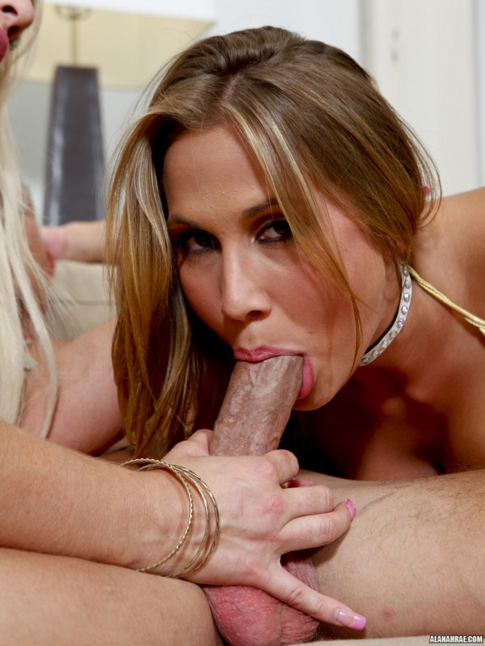 Alanah Rae Blow Job