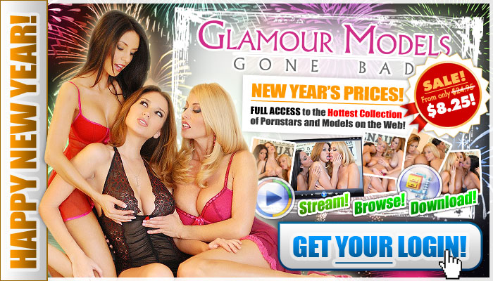 Alanah Rae at Glamour Models Gone Bad